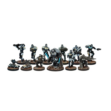 Deadzone Enforcers Faction Starter Box Front