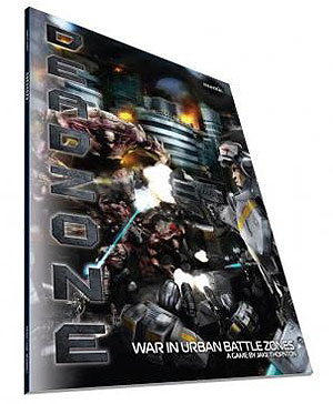 Deadzone Rulebook Box Front