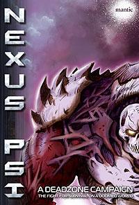 Deadzone: Nexus Psi Campaign Box Front