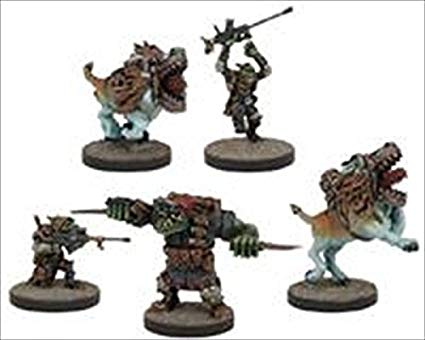 Deadzone: Marauder Specialists Booster Set (5)