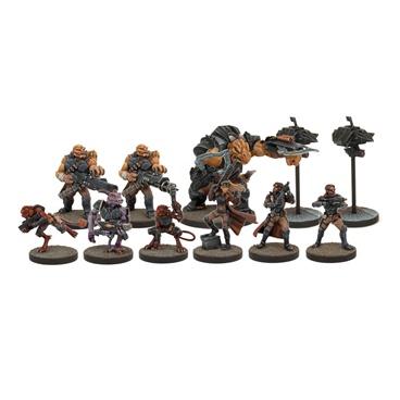 Deadzone Rebs Faction Starter Box Front