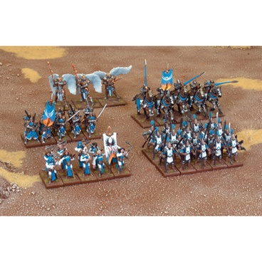 Kings Of War: Basilean Army Deal Game Box