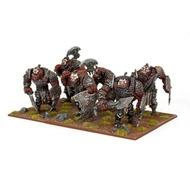 Kings Of War: Ogre Warriors Box Front