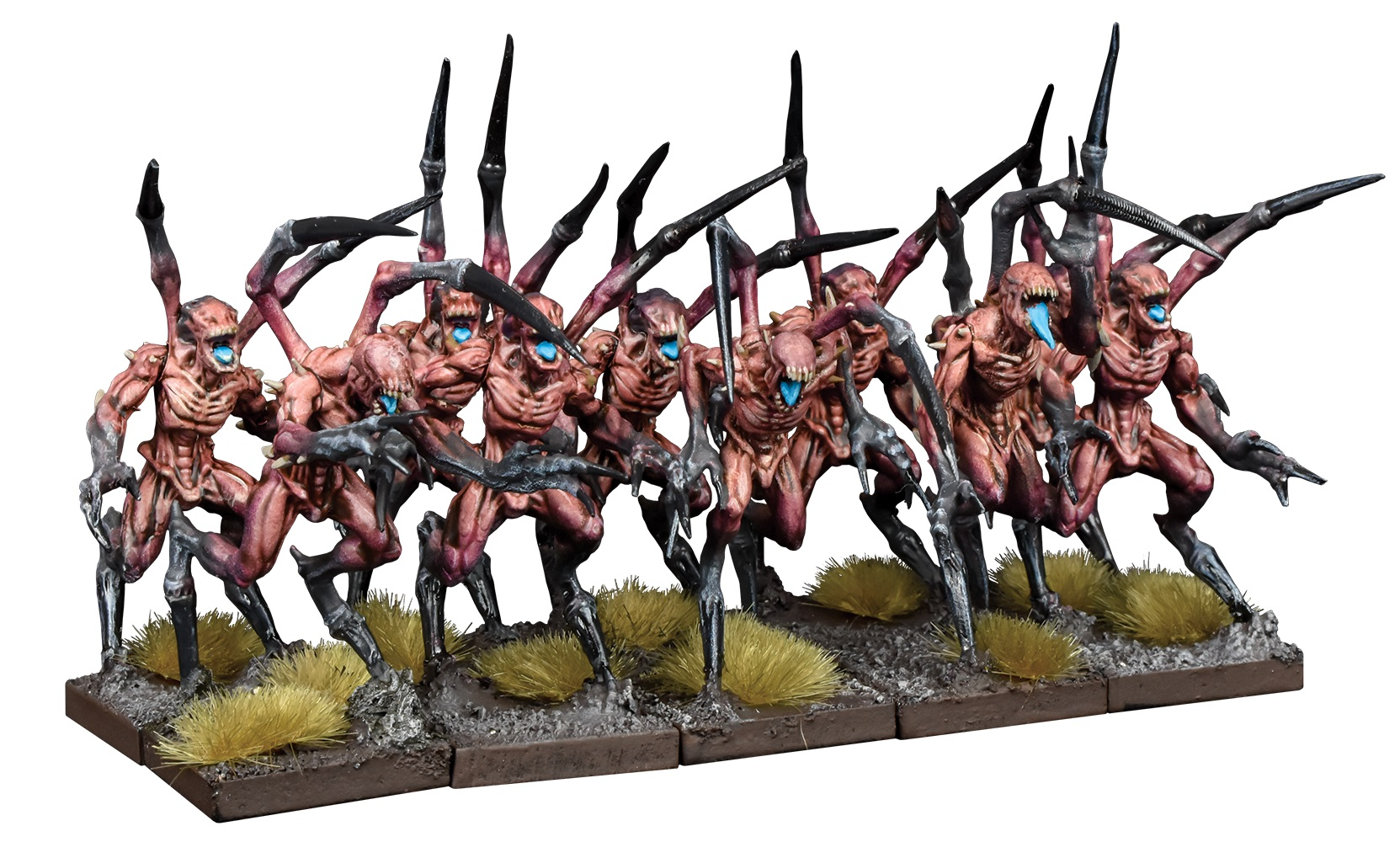 Kings Of War: 3rd Edition - Nightstalker Reapers Troop