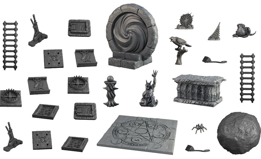Terraincrate: Dark Lord`s Tower Game Box