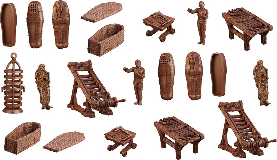 Terraincrate: Torture Chamber Game Box