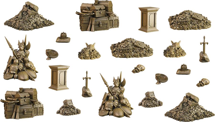 Terraincrate: Teasury Game Box