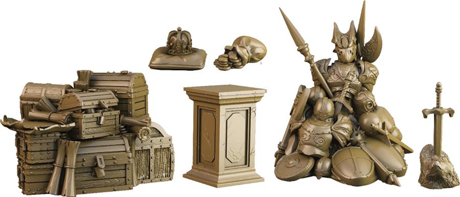 Terraincrate: King`s Coffers Game Box