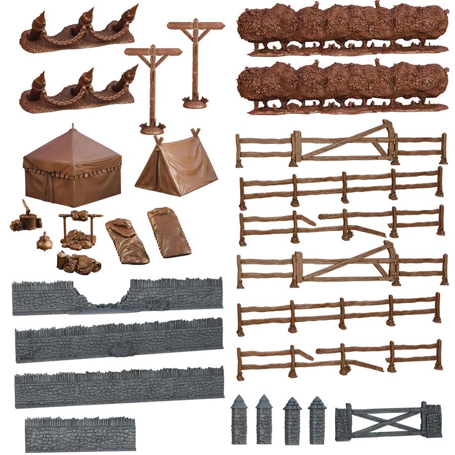 Terraincrate: Battlefield Game Box