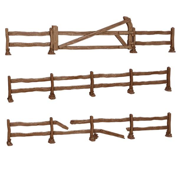 Terraincrate: Fences Game Box