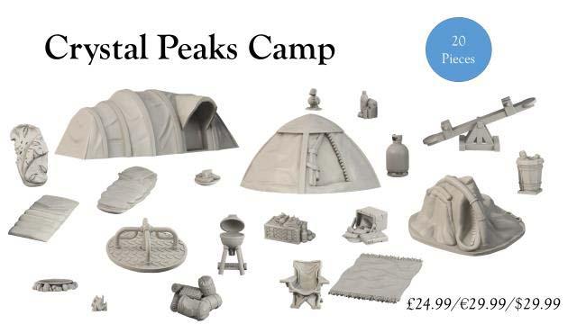 Terraincrate: Crystal Peaks Camp (20)