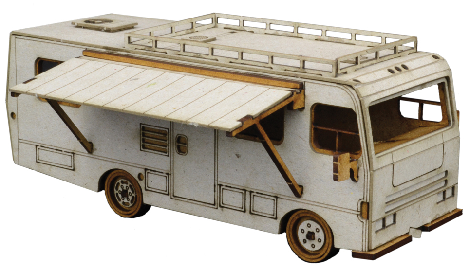 The Walking Dead: All Out War Dale`s Rv Box Front