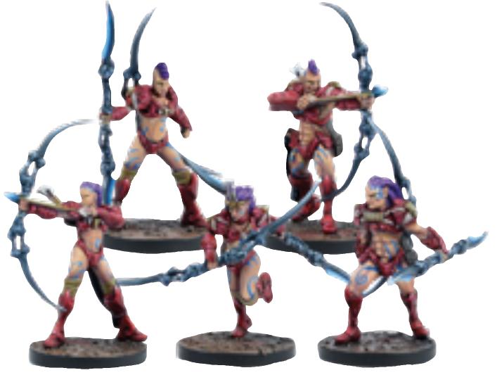Warpath: Asterian Kalyshi Set (5) Box Front