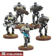 Warpath: Enforcer Strike Team Box Front