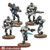 Warpath: Enforcer Suppression Team Box Front
