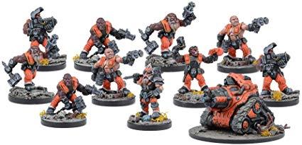 Warpath: Forge Father Brokkrs Set (11)