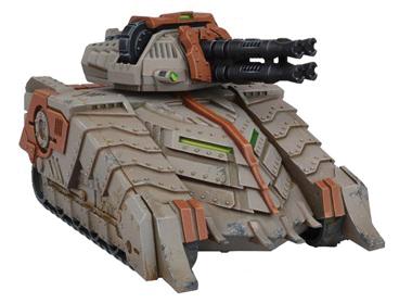 Warpath: Forge Father Sturnhammer Battle Tank Box Front
