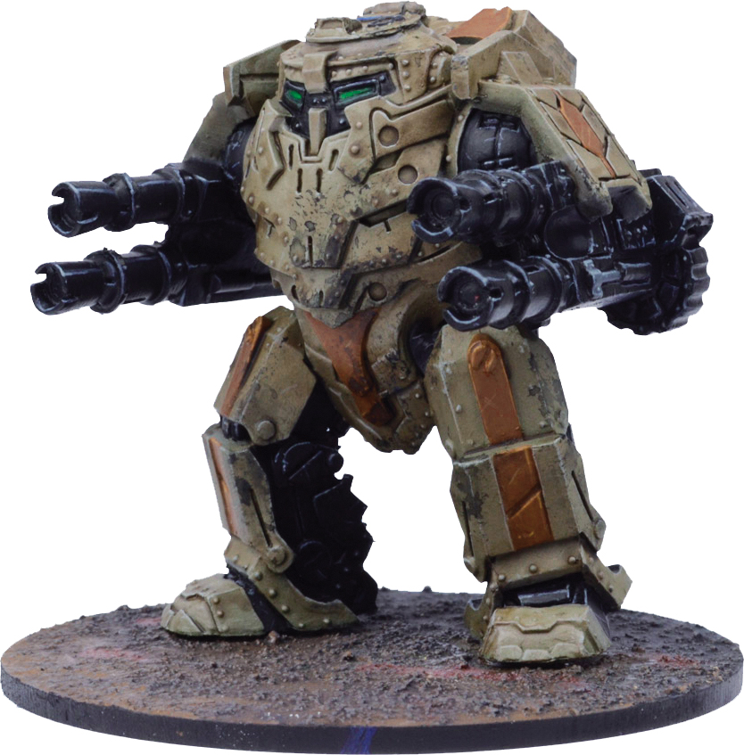 Warpath: Forge Father Doomstorm Pattern Iron Ancestor Box Front