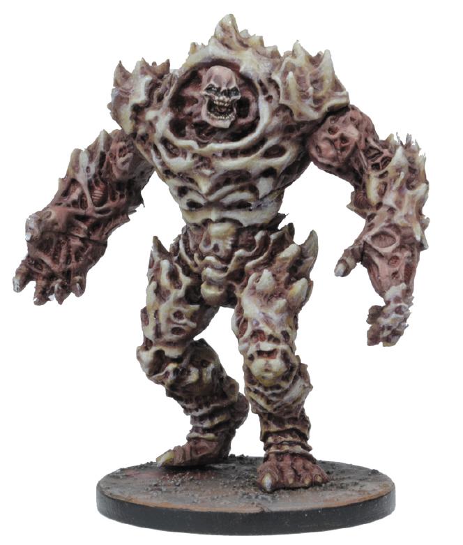 Warpath: Plague 1st Generation Mutant Box Front