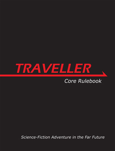 Traveller Rpg: Traveller Rpg Box Front