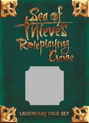 Sea Of Thieves Rpg: Legendary Dice Pack