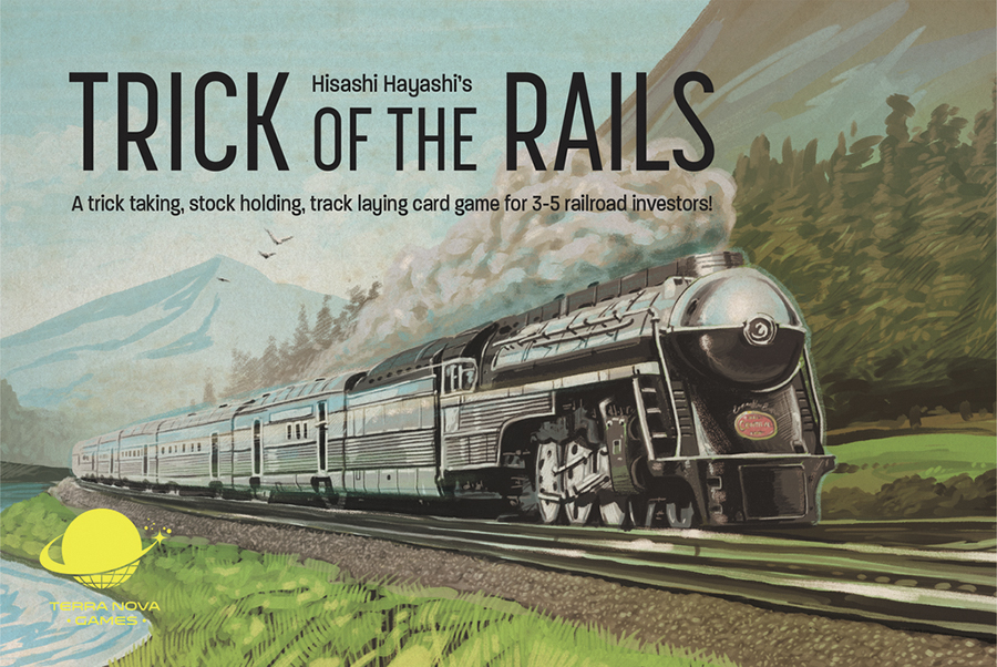 Trick Of The Rails Box Front