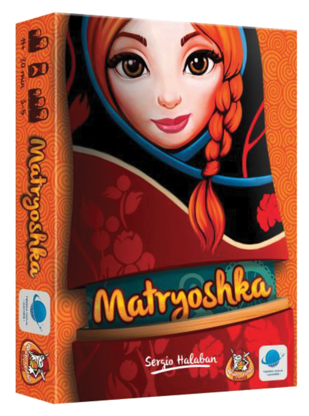 Matryoshka Box Front