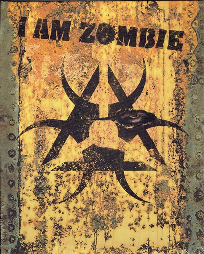 I Am Zombie: Field Manual Game Box