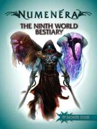 Numenera Rpg: Ninth World Bestiary Box Front