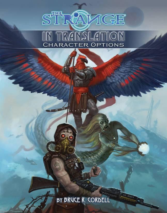 The Strange Rpg: In Translation Box Front