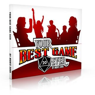 Your Best Game Ever Game Box