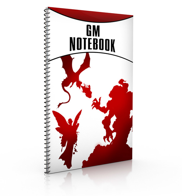Your Best Game Ever: Gm Notebook Game Box