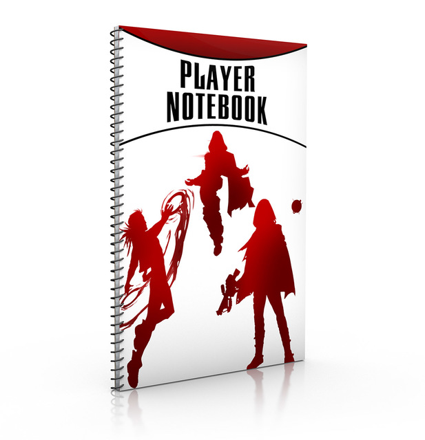 Your Best Game Ever: Player Notebook Game Box