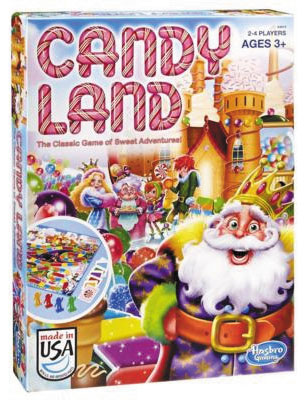 Candyland Box Front