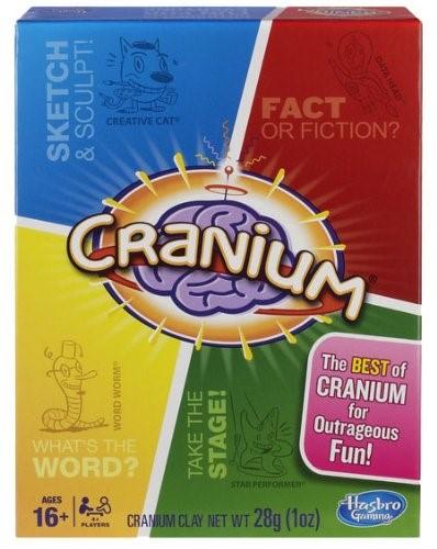 Cranium Party Box Front