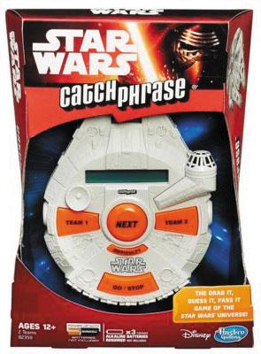 Star Wars Catch Phrase Box Front