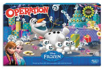 Operation: Olaf Box Front