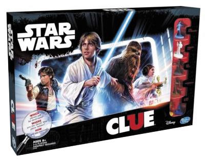 Clue: Star Wars Box Front