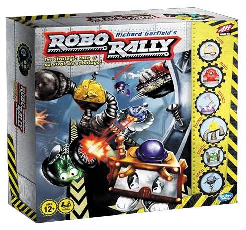 Robo Rally Box Front