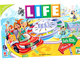 Game Of Life Classic Box Front