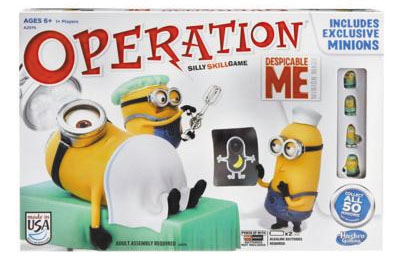 Operation: Despicable Me Box Front