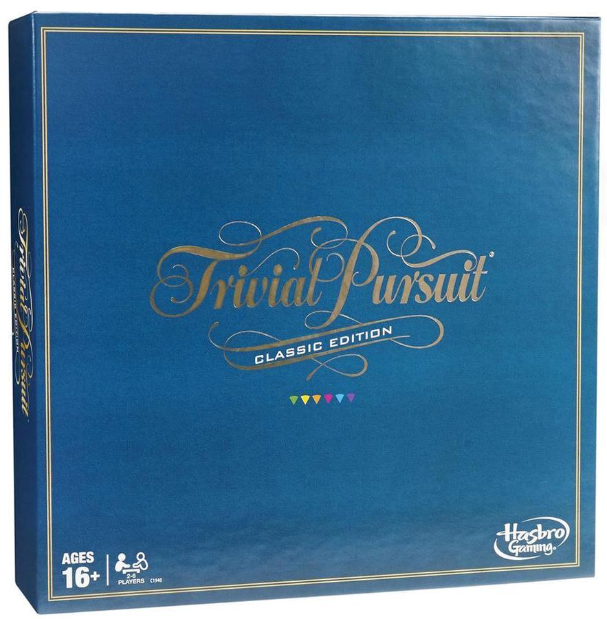 Trivial Pursuit Classic Box Front