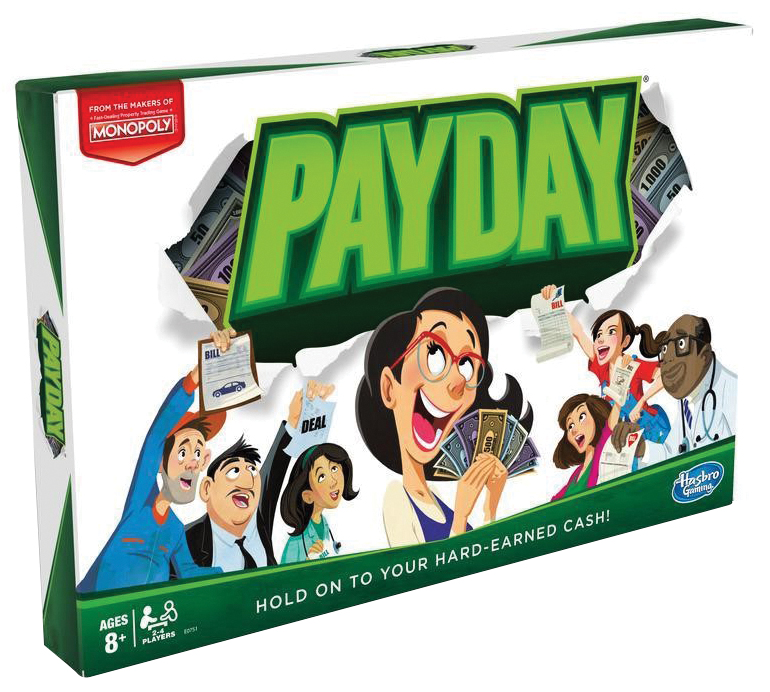 Payday Box Front