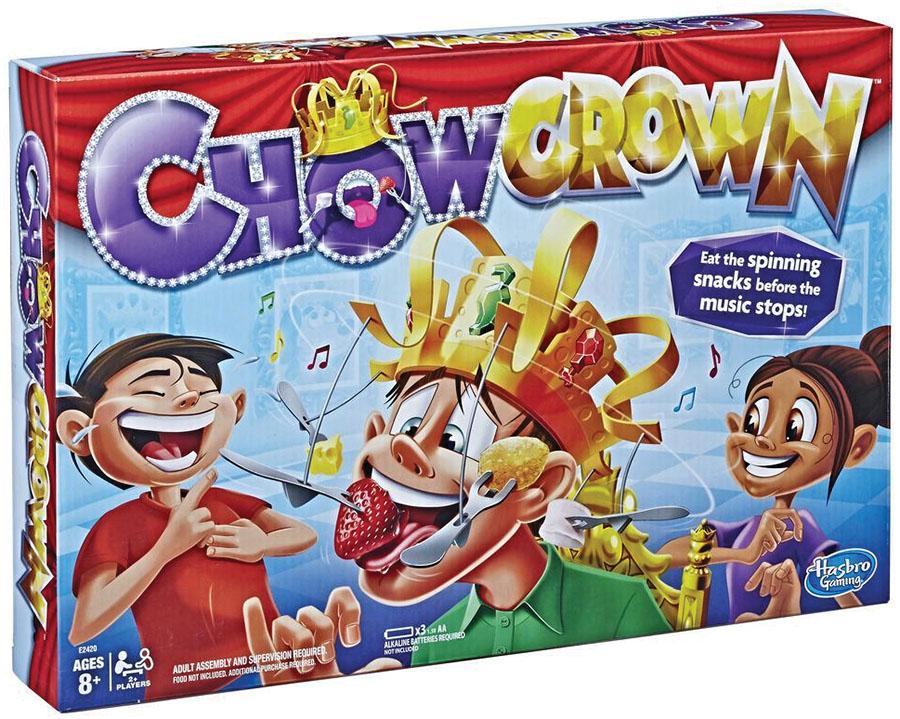 Chow Crown Game Box