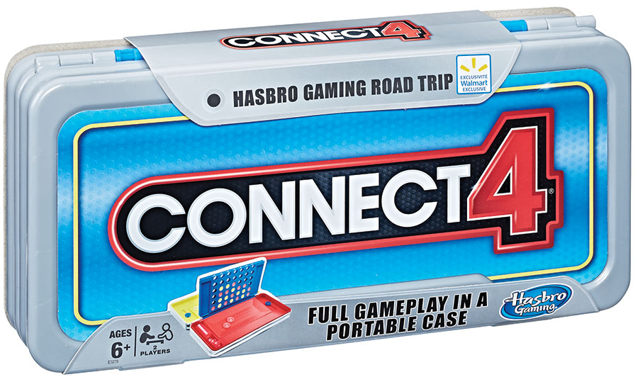 Connect 4: Road Trip Game Box