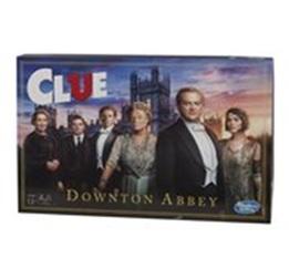Clue: Downton Abbey Edition