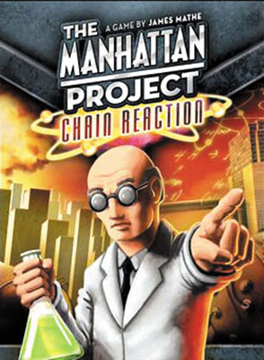 The Manhattan Project: Chain Reaction Box Front