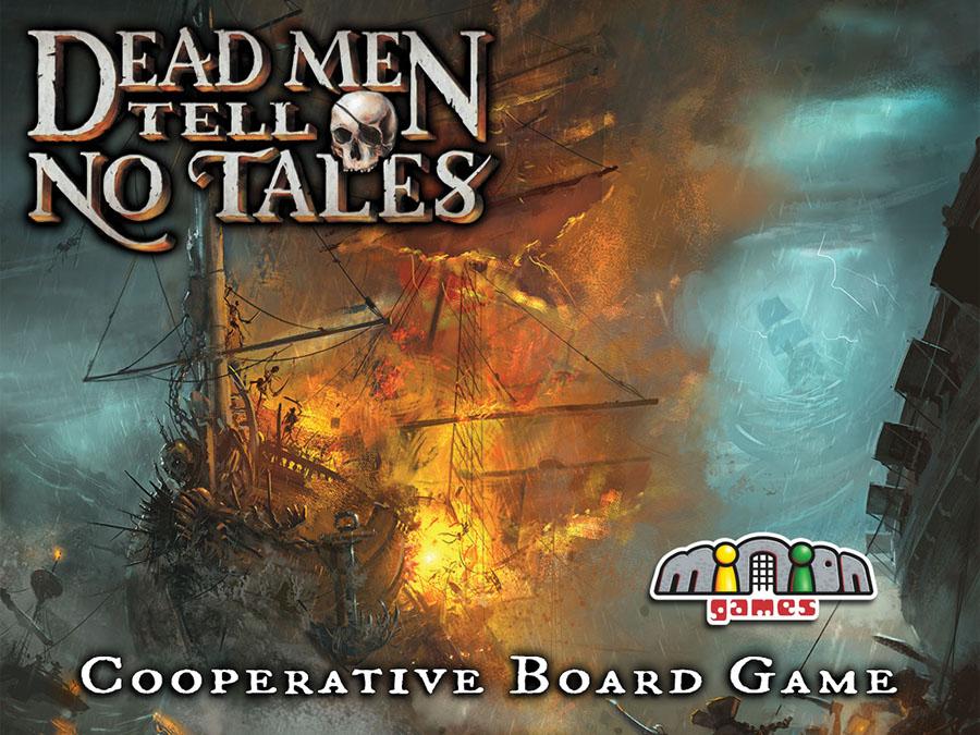 Dead Men Tell No Tales Game Box