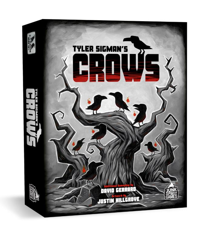 Crows Game Box