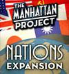 The Manhattan Project: Nations Expansion Box Front